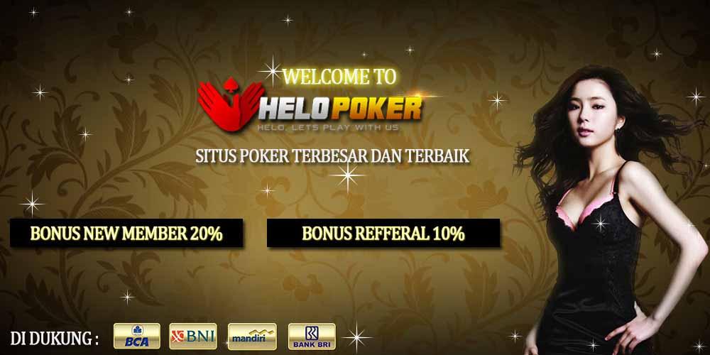 Situs judi IDN Poker online resmi